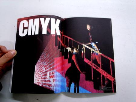 大阪美少女図鑑VOL.4 「CMYK」